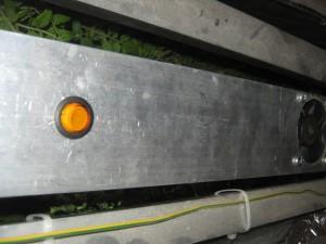 переключатель спектров фитолампы для растений  вид 1