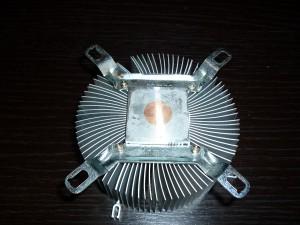 Радиатор для светодиодной лампы вди оо сторны поцессора